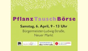 17. PflanzTauschBörse @ Neuer Markt | Neunkirchen | Saarland | Deutschland