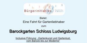 BiNS Familienfahrt @ Barockschloss Ludwigsburg | Ludwigsburg | Baden-Württemberg | Deutschland