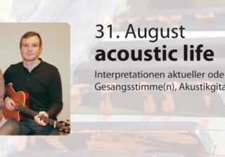Musik im Viertel: acoustic life